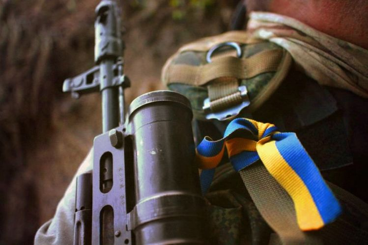 Названо имя солдата АТО, погибшего вовремя боя вАвдеевской промзоне