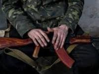Контрактник запорожской воинской части застрелил сослуживца
