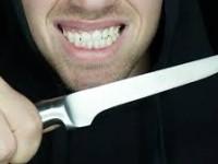 Запорожец после освобождения из тюрьмы ограбил с ножом магазин