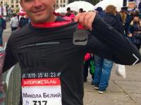 Запорожский депутат, пробежавший полумарафон: «Это мерзкий цинизм»