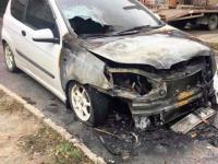 Запорожанка ищет свидетелей поджога своего авто