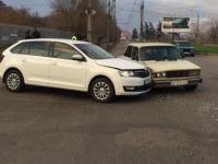 В Запорожье в аварии пострадал месячный малыш