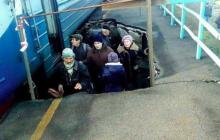 В Запорожской области железнодорожная платформа рухнула вместе с людьми – подробности