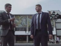 ТАРТАК снял клип с запорожским певцом (Видео)
