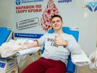 Ректоры и студенты запорожских ВУЗов присоединились к марафону донорства