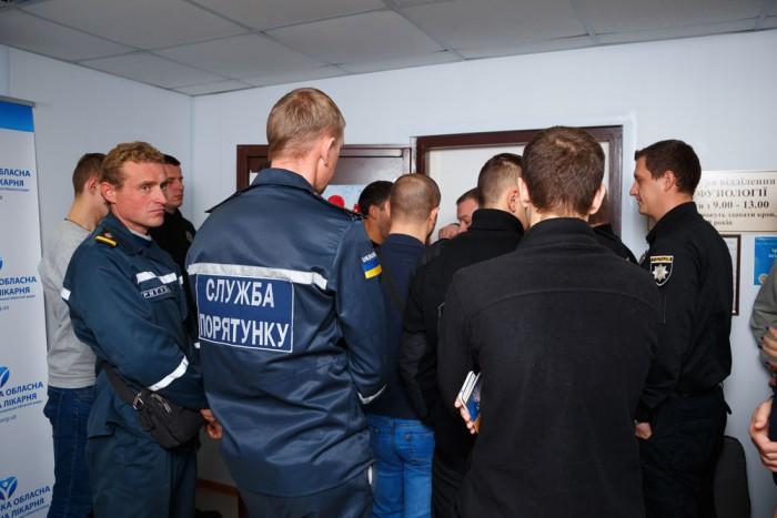 Фото 1_Донорский марафон Запорожской областной больницы только стартовал, а уже бьет рекорды по сбору крови