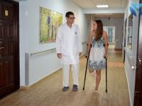 Специалисты клиники ортопедии и спортивной травмы вернули жительницу Мелитополя к активной жизни