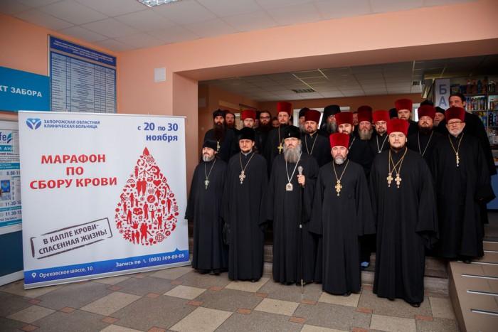 Фото 7_Донорский марафон Запорожской областной больницы только стартовал, а уже бьет рекорды по сбору крови