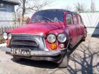 На продажу выставили «Запорожец», переделанный в лимузин (Фото)