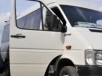 В Запорожье пассажир выпал из маршрутки