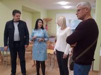 Депутаты «Самопомощи» проверили работу детсада после 20 лет простоя