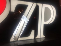 В центре Запорожья разбили надпись с признанием в любви к городу (Фото)