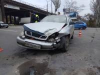 В Запорожье девушка спровоцировала аварию – пострадали дети (Фото)
