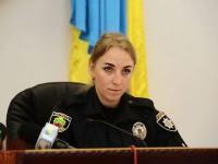Запорожское управление патрульной полиции возглавила женщина