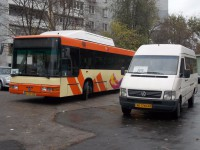 На проблемном маршруте общественного транспорта запустили большие автобусы