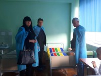 Термомодернизация и инфекционное отделение – депутаты изучили потребности детской больницы №5