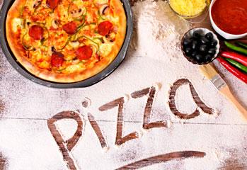 Заказать пиццу онлайн