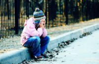 На Кичкасе потерялся маленький ребенок