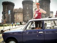 Запорожец отправился в тур по Европе на «Жигулях»
