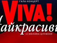Cразу трое уроженцев Запорожья номинированы на звание самых красивых  украинцев