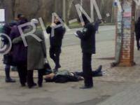 Житель Запорожской области умер по дороге из больницы