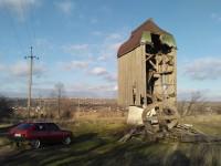 Разрушенную старинную ветряную мельницу восстановят, но неизвестно когда
