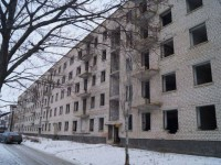 Ахметов подарил Энергодару недострой под общежитие для переселенцев