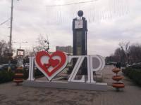 На бульваре Шевченко восстановили фотозону: трещины остались (Фото)
