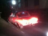 Нетрезвый запорожец забыл где припарковал авто и заявил в полицию о краже