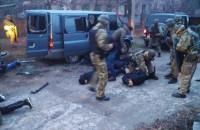 В Запорожье при попытке ограбления задержаны бандиты из «ДНР» в полицейской форме (Фото)