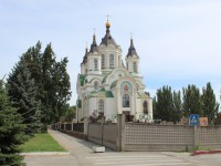 В Запорожье возле собора нашли мертвого мужчину