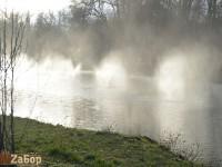 В запорожской «Дубовке» появилось более десятка фонтанов (Фото)