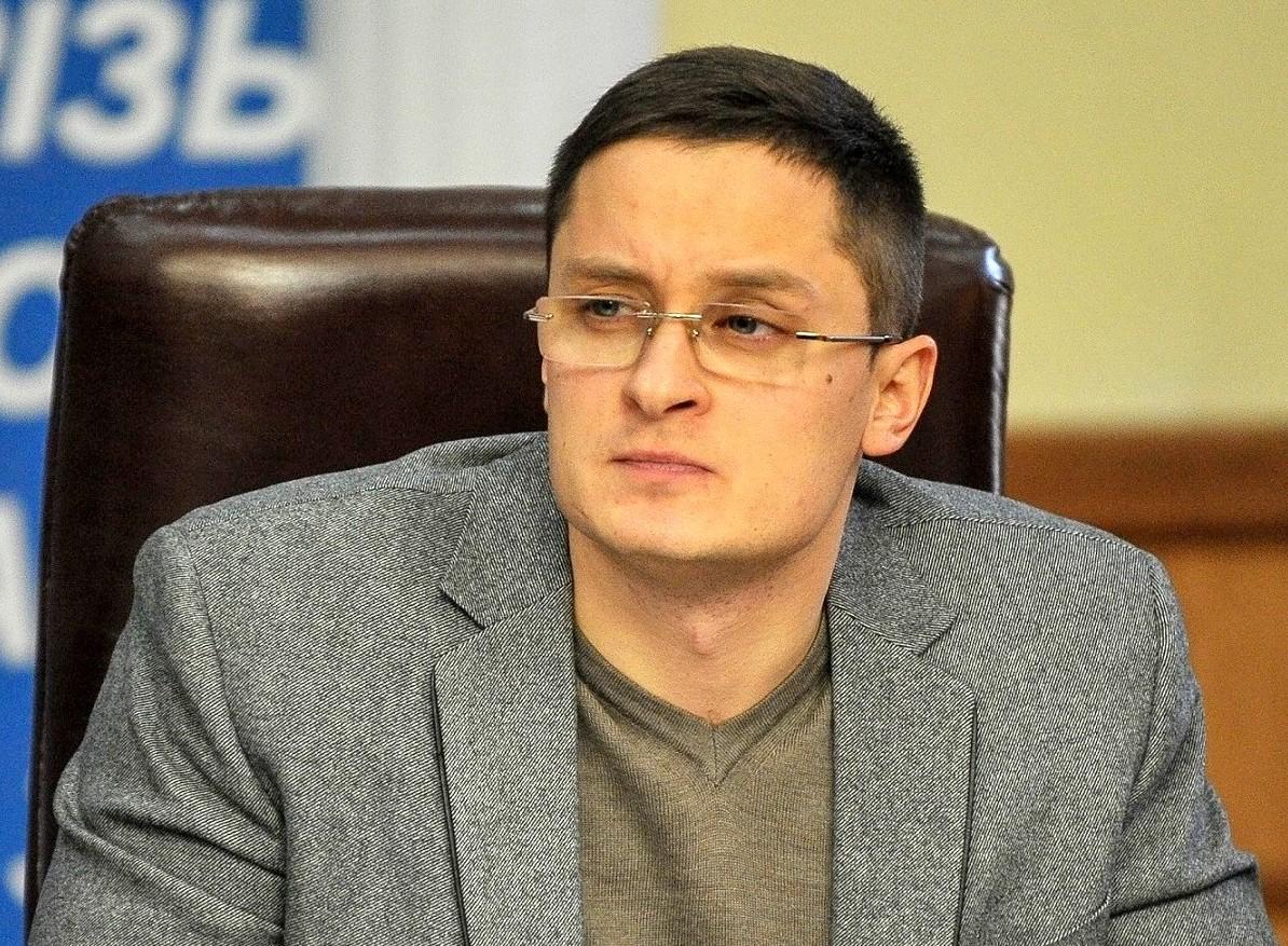 Узаместителя руководителя Запорожского облсовета проводят обыски
