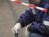 Возле запорожского села обнаружили обуглившееся тело