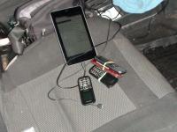 Запорожец организовал передвижную АТС для передачи разговоров боевиков в Россию