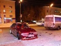 Пьяный водитель влетел в маршрутку с пассажирами – есть пострадавшие