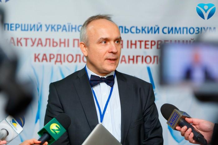 Фото 9_Роберт Прочка о перспективах сотрудничества с Запорожской облбольницей