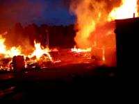 В области едва не взорвалась погранзастава – эвакуировали бензин и оружие
