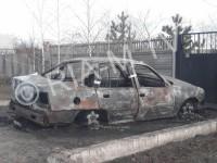 Житель Запорожской области бросил в авто с бывшей супругой гранату: опубликованы фото