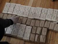 В гараже у запорожца нашли контрабандных сигарет на 350 тысяч