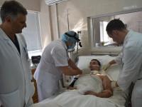 «Самый бой в их жизни завтра»: главврач больницы Мечникова рассказал о состоянии раненых запорожских полицейских