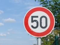 В Запорожье водители теперь могут ездить с максимальной скоростью 50 км/час