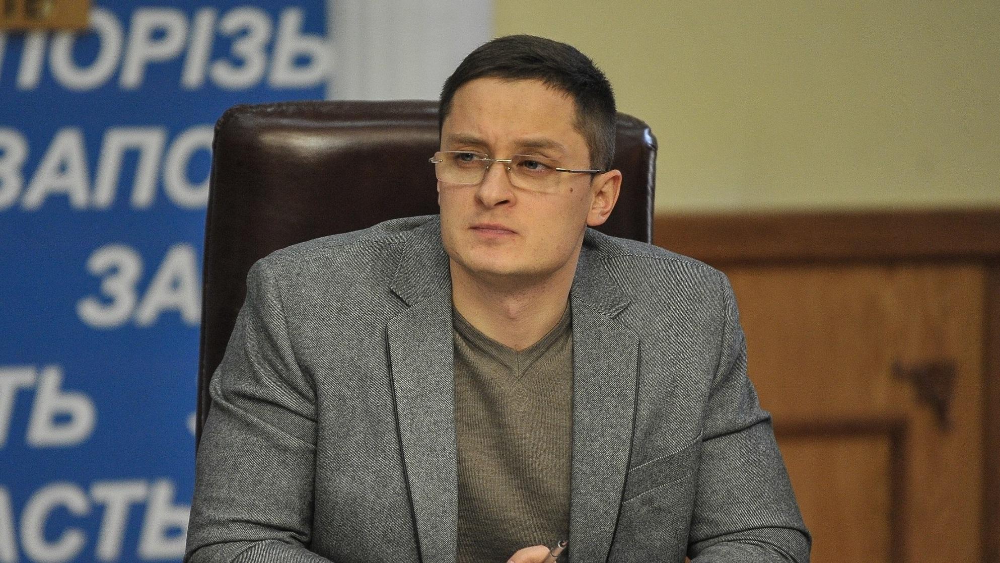 Апелляционный суд оставил надолжности замглавы Запорожского облсовета