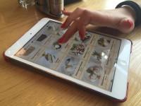 Заводчанин украл в «Jobs Cafe» планшет, используемый как меню
