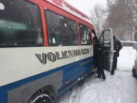 Пассажиров маршрутки «Запорожье-Энергодар» перевозил водитель без документов