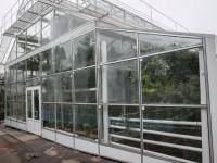 В ботаническом саду появилась современная теплица для экзотических растений (Фото)