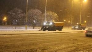 Буряк о ликвидации снегопада: основные дороги были расчищены