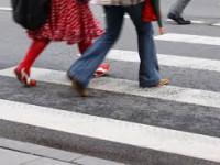В Запорожье водитель без прав влетел в пешеходов, переходивших дорогу по «зебре»