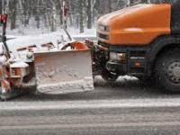 В Запорожье массово выходит из строя снегоуборочная техника