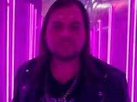 Запорожский байкер покорил тяжелым роком Тину Кароль (Видео)